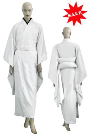 Kill Bill O-Ren Ishii White Kimono Costume