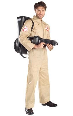 Adult Men Ghostbusters Halloween Costume