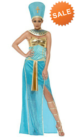 Goddess Nefertiti Costume For Women