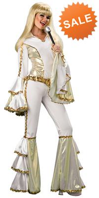 Disco Queen Costume - Disco Costumes