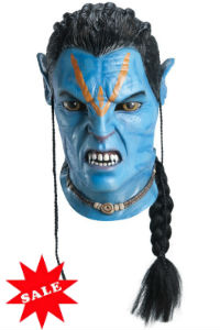 avatar jake sully halloween mask