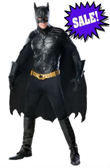 The Dark Knight Rises Batman Grand Heritage Costume