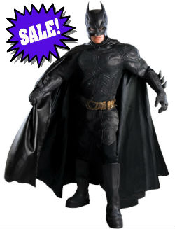 Adult Collectors Edition Batman Costume