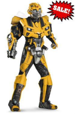 Bumblebee 3D movie costume