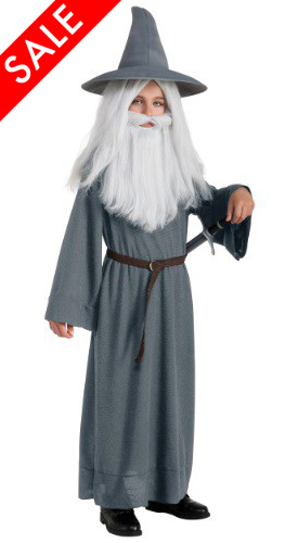 Child Gandalf Costume from The Lord of the Rings Movie