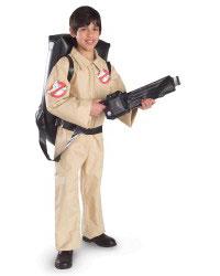 Kid Ghostbuster Halloween Costume