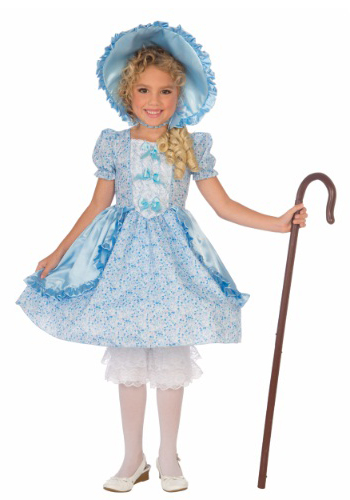 Little Bo Peep Child Costume