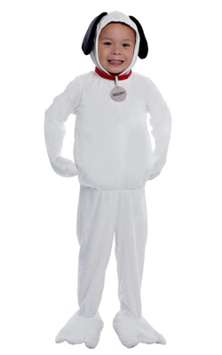 Peanuts Snoopy Halloween Costume for Kids on sale