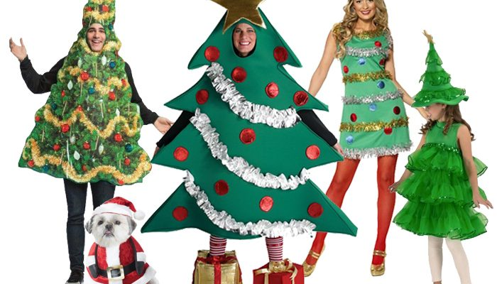 Christmas Tree Costumes