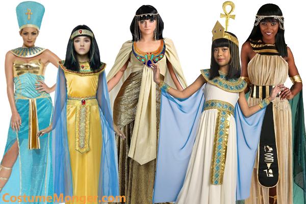 Cleopatra Costume Ideas