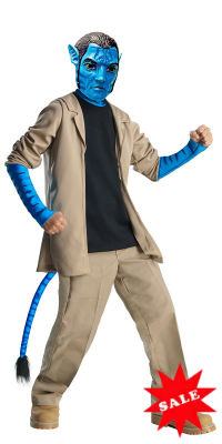 deluxe child jake sully costume