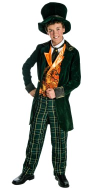 Deluxe Teen Mad Hatter Costume