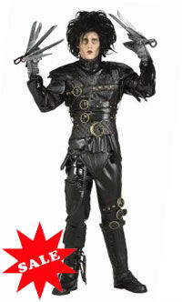 Grand Heritage Edward Scissorhands Halloween Costume Sale