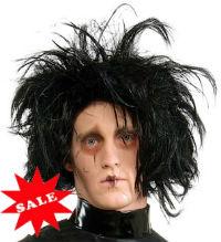 Edward Scissorhands Wig Halloween