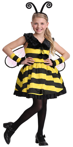 Girls Bumble Bee Costume for Kids