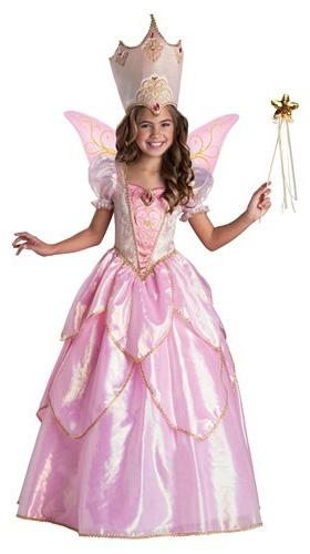 Child Fairy Godmother Costume Dress