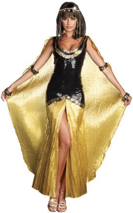 Women's Sexy Cleopatra Costume