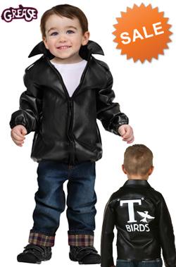 Toddler Grease T-Birds Jacket