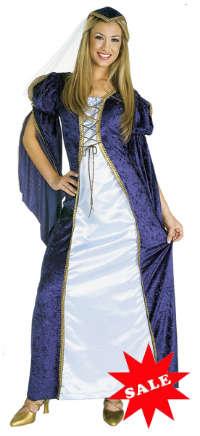 Renaissance Juliet Costume