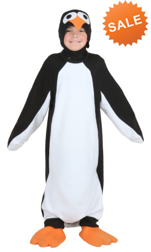 Child Deluxe Lil' Penguin Costume