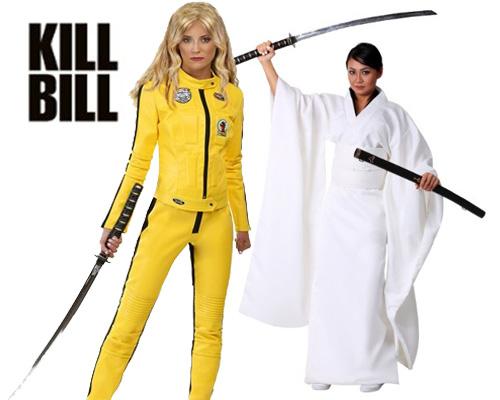 kill bill costumes