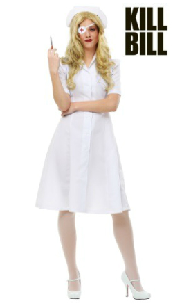 Kill Bill Elle Driver's Nurse Costume