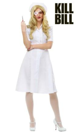 Kill Bill Elle Driver's Nurse Costume