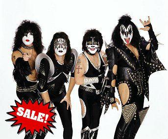 Kiss Gene Simmons Halloween costumes