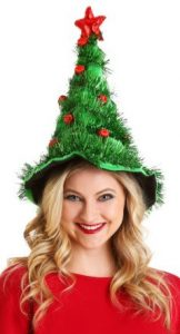 Light Up Christmas Hat