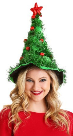 Light Up Christmas Hat