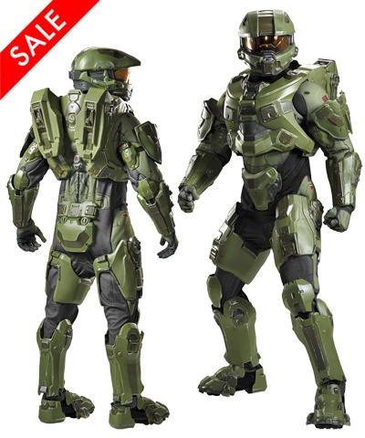 Adult Men's Master Chief Ultra Prestige Halo Costume