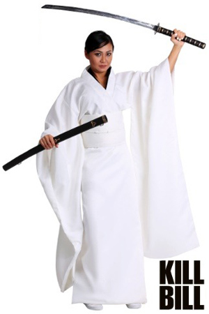 Kill Bill O-Ren Ishii Costume