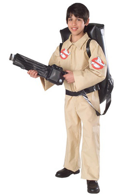 Kid Original 1984 Ghostbuster Costume