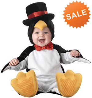 Lil' Penguin Elite Collection Infant/Toddler Costume