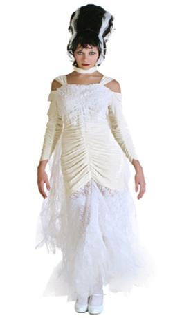 3X 4X 5X Plus Size Bride of Frankenstein