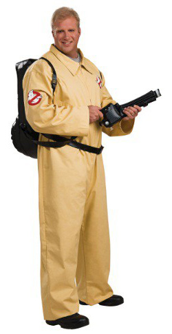 Plus Size Ghostbusters Halloween Costume