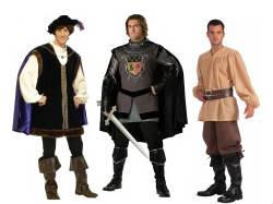 Shop for Renaissance Faire Men Costumes on Sale