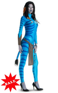 Sexy Avatar Neytiri woman costume