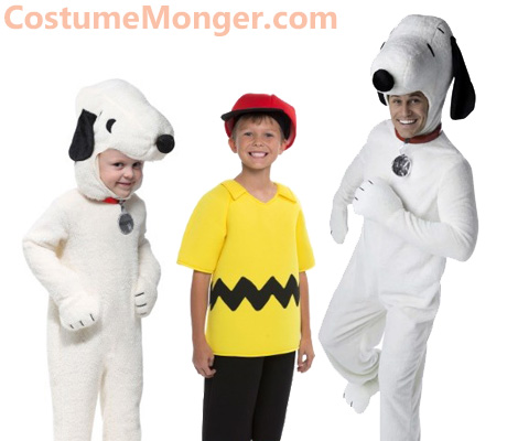 Peanuts Snoopy Halloween Costumes Sale