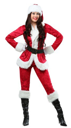 Mrs Santa Claus Suit