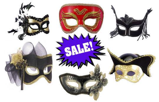 venetian-masks