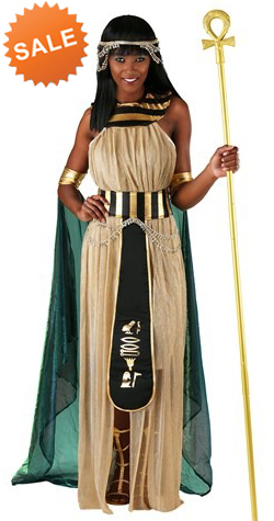 Adult Women's Cleopatra Costume