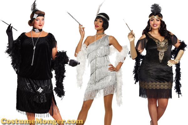 Flapper Costume Ideas