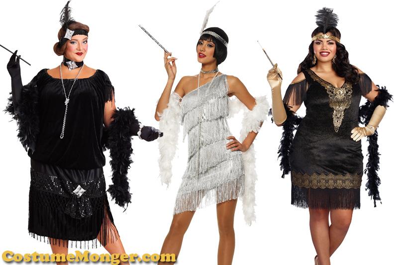 1920s flapper costume ideas