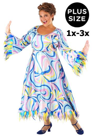 1x 2x 3x Mamma Mia Dress Costume