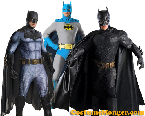 Batman Costume Ideas for Halloween 2021