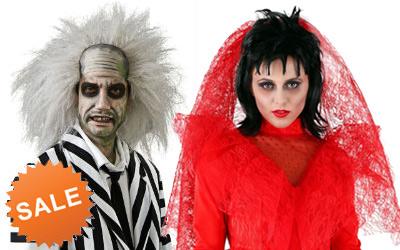 beetlejuice lydia deetz halloween costumes