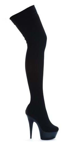 Female Zorro Black Boots for Women