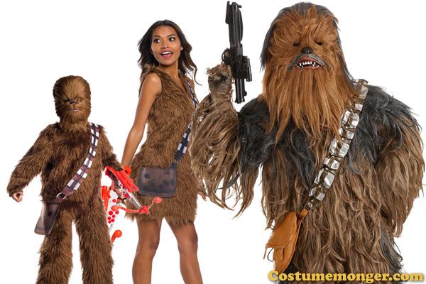 Chewbacca Halloween Costume Ideas
