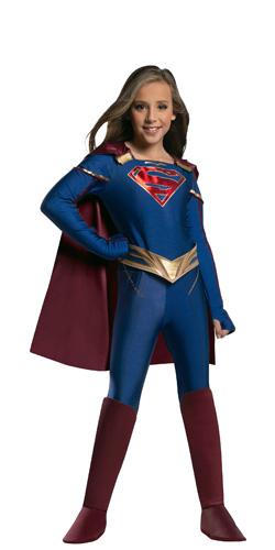 New Kid's Supergirl Costume